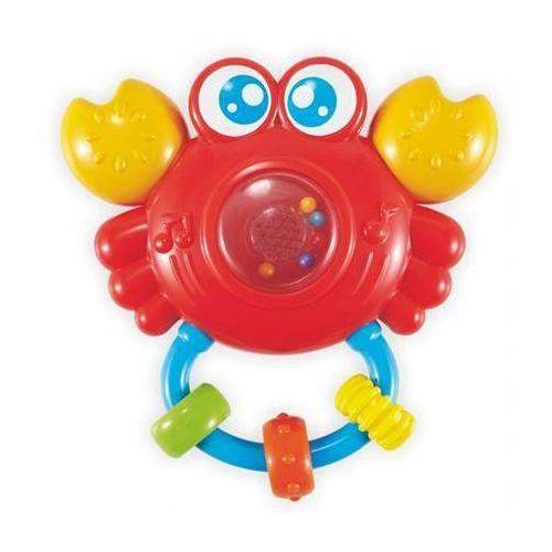 Alexis baby mix Grzechotka muzyczna krab