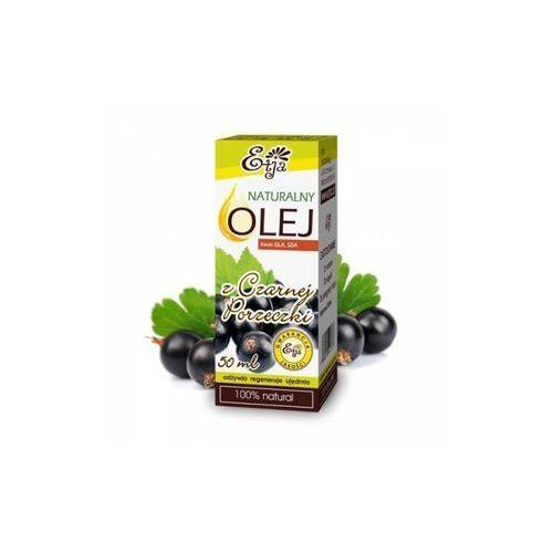 Olej z czarnej porzeczki 50ml marki Etja