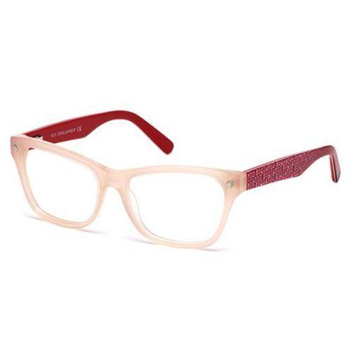 Okulary Korekcyjne Dsquared2 DQ5138 072