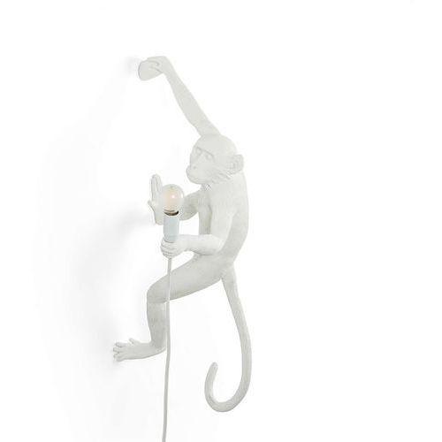 Monkey-kinkiet zewnętrzny małpa wys.76,5cm marki Seletti