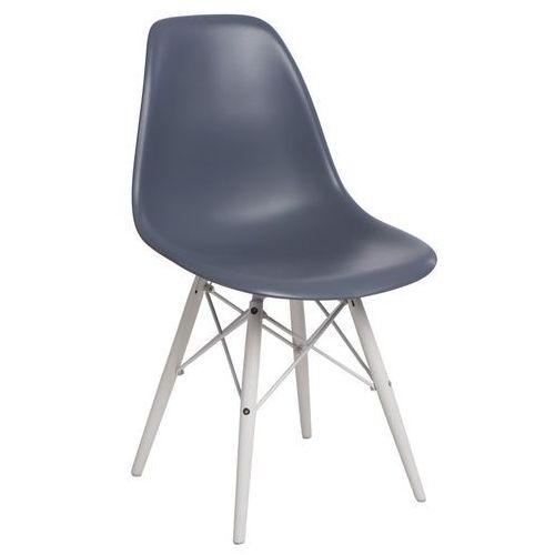 Producent: elior Krzesło p016w pp dark grey/white (5902385724609)