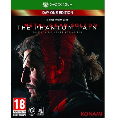 OKAZJA - Metal Gear Solid 5 The Phantom Pain (Xbox One)