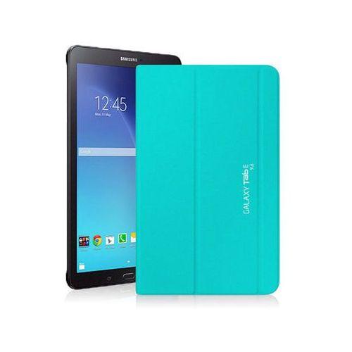 Jasne niebieskie Etui typu Book Cover Samsung Galaxy Tab E 6.9 - Niebieski, kolor niebieski