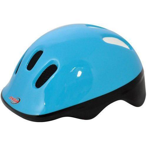 Kask rowerowy dziecięcy  a1395 happy reflex niebieski (rozmiar m) marki Axer sport