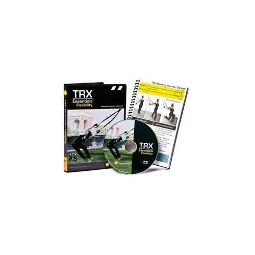 TRX Flexibility DVD & Guide FLEXDVD
