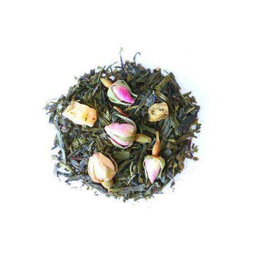 Herbata zielona o smaku kaktusowa gruszka 120g