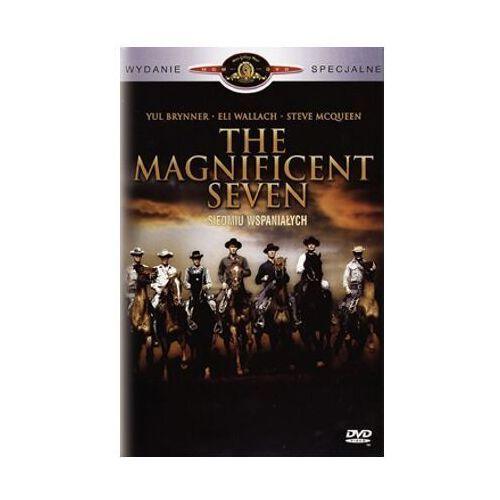 Siedmiu wspaniałych (DVD) - John Sturges