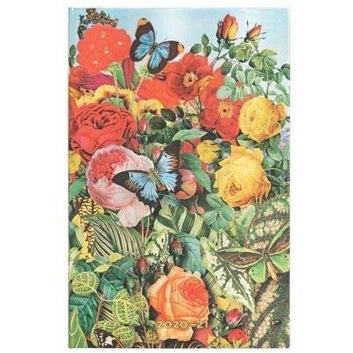Kalendarz książkowy maxi 2020-2021butterfly garden marki Paperblanks