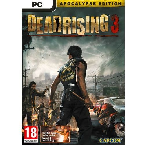 OKAZJA - Dead Rising 3 (PC)