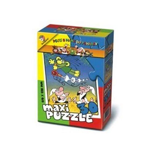 Puzzle 30 deskové - pojď s námi do pohádky marki Neuveden