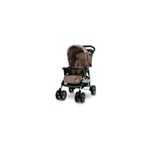 Caretero Wózek spacerowy monaco brązowy + darmowy transport! (5902021522026)