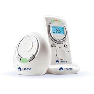 Babysense Monitor oddechu 5 z nianią elektroniczną 2w1 (7290004018559)