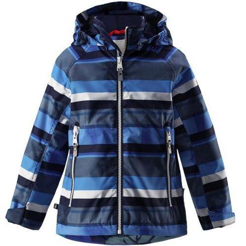 dziecięca kurtka schiff, 128, niebieska marki Reima