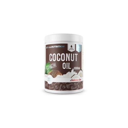 ALLNUTRITION Coconut Oil Unrefined 1000g (5902837711867)