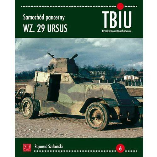 Samochód pancerny W. 29 URSUS, Szubański Rajmund