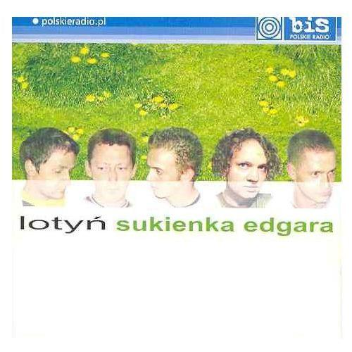 Warner music poland Sukienka edgara (cd) - dostawa zamówienia do jednej ze 170 księgarni matras za darmo (5901448119192)