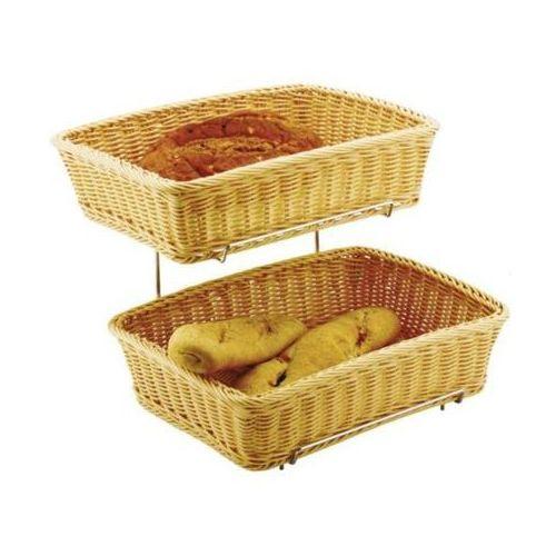 Koszyk na pieczywo z polirarattanu
