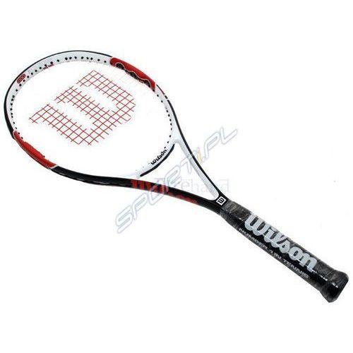 Rakieta tenis ziemny n flame 110 l3 653800 marki Wilson