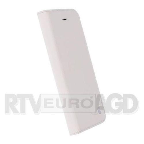 Krusell Malmö Cover iPhone 7 (biały) z kategorii Futerały i pokrowce do telefonów