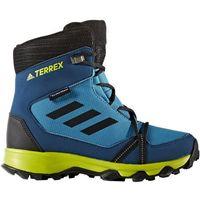 Adidas Terrex Snow Cp Cw K Mystery Petrol/Core Black/Blue Night 33,5 (4058025777847)