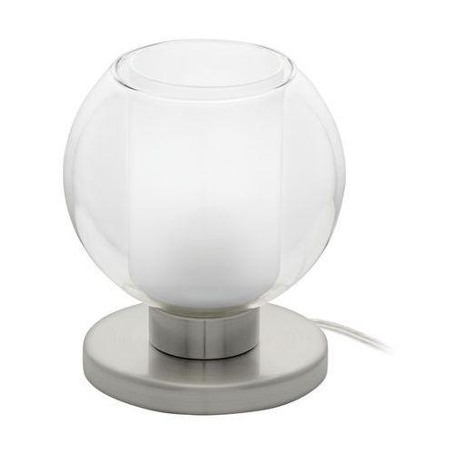 Eglo 95782 - lampa stołowa karlo 1 1xe27/60w/230v