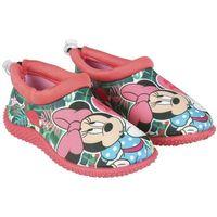 Disney dziewczęce buty do wody minnie 28 różowe