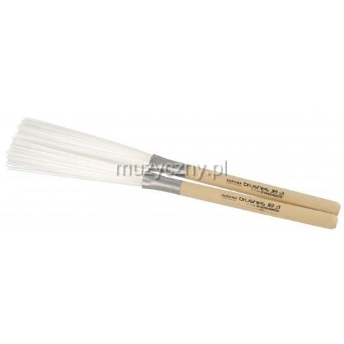 Rohema percussion jazz brush jb3 (nylon) pałki perkusyjne