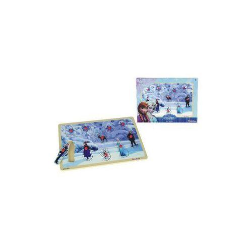 Kraina Lodu - Puzzle kształty (4003046033717)