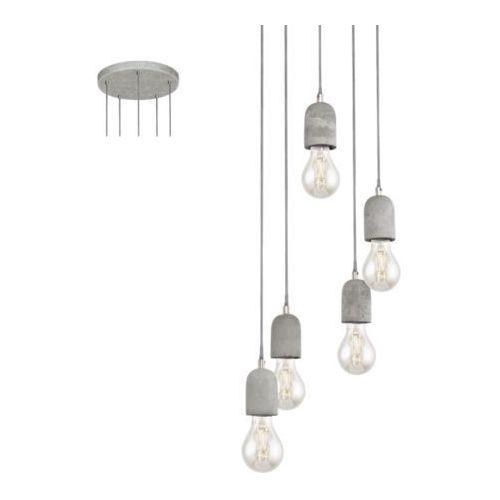 lampa wisząca SILVARES V, EGLO 95524