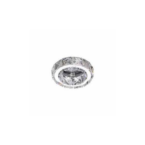 Azzardo Ester 1 AZ1449 DM1000-1-CH Oczko lampa oprawa wpuszczana downlight 1x50W GU10 chrom