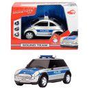 Dickie  samochód policyjny 14 cm, 2 rodzaje