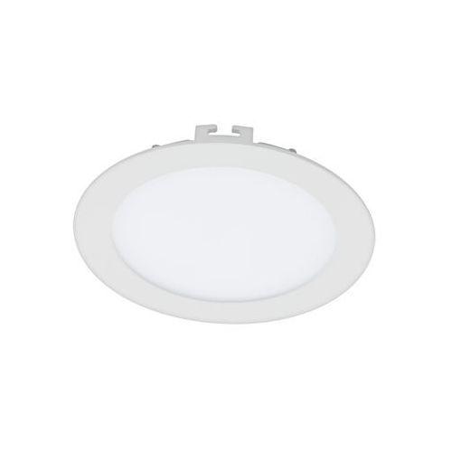 Plafon lampa oprawa wpuszczana downlight oczko fueva 1 1x10,9w led 3000k biały 94055 marki Eglo