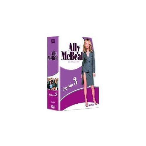 Ally McBeal - sezon 3 (DVD) - David E. Kelley DARMOWA DOSTAWA KIOSK RUCHU (5903570138065)