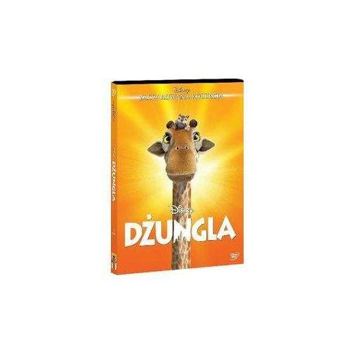 DŻUNGLA (DVD) DISNEY ZACZAROWANA KOLEKCJA