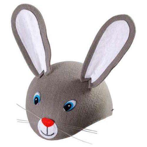 Gama ewa kraszek Czapka królik / zając - przebrania i dodatki dla dzieci