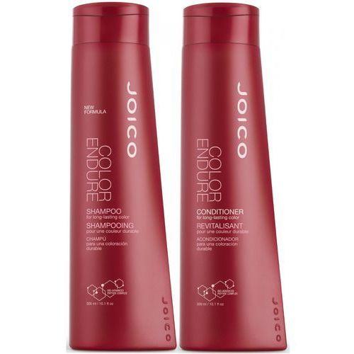 Joico Color Endure | Zestaw do włosów farbowanych: szampon 300ml + odżywka 300ml (9753197531518)