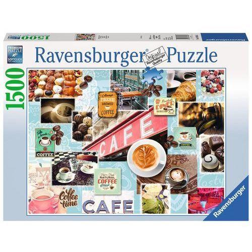- bukiet kwiatów - puzzle, 1500 elementów - ravensburger marki Ravensburger