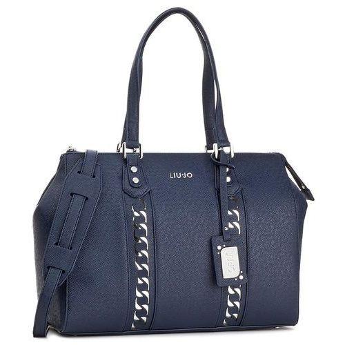 Torebka LIU JO - Bauletto Saint Trope A17238 E0087 Dress Blue 94024