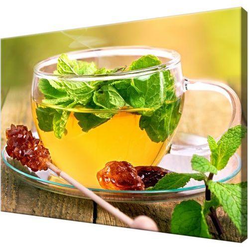 Cenodi Obraz tryptyk herbatka miętowa cukier trzcinowy ar