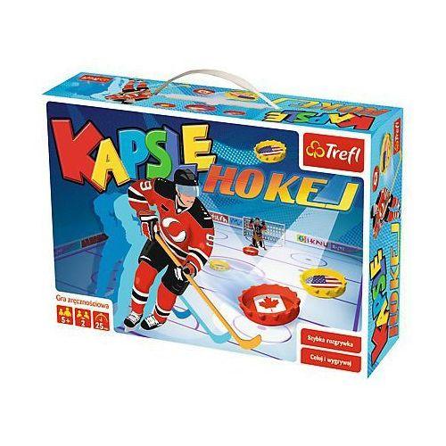 Trefl Gra 01351 kapsle hokej