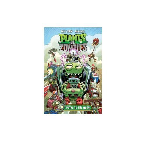 Plants vs. Zombies Volume 5: Petal to the Metal (9781616559991)