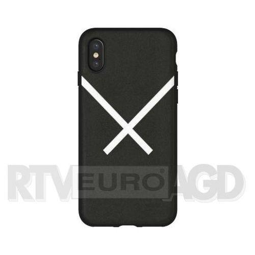 Adidas Moulded Case iPhone X/Xs (czarny), CJ1290