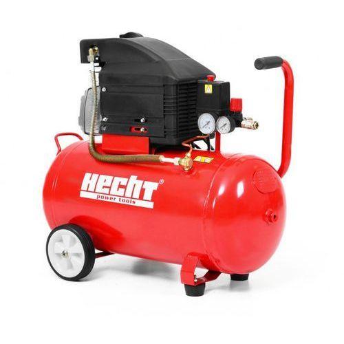 Sprężarka tłokowa kompresor tłokowy olejowy hecht 2050 50l. ewimax oficjalny dystrybutor - autoryzowany dealer hecht marki Hecht czechy