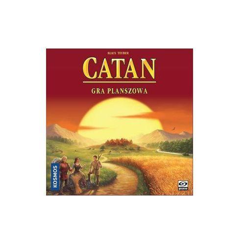 Catan (osadnicy z catanu). edycja polska. gra planszowa marki Galakta