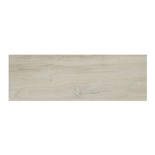 Ceramika paradyz Gres szkliwiony landwood 20 x 60 cm bianco 1,2 m2