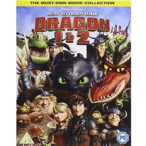 How to train your dragon / how to train your dragon 2 (includes ultraviolet copy) wyprodukowany przez 20th century fox