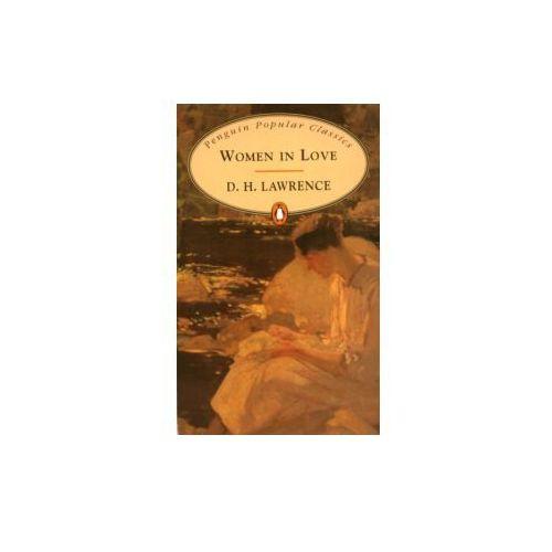 Women In Love Penguin Popular Classics, David Herbert Lawrence