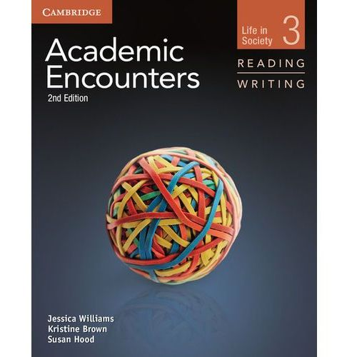 Academic Encounters: Life in Society. Reading & Writing. Podręcznik + CD (2012)