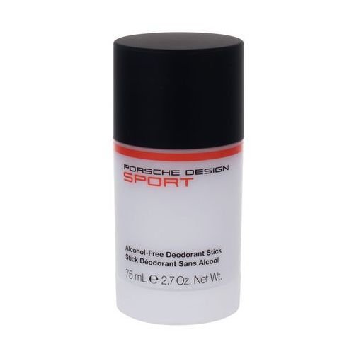 sport 75 ml dezodorant w sztyfcie marki Porsche design