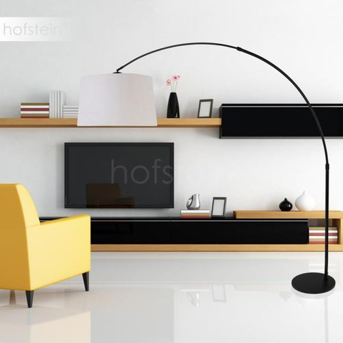 Steinhauer lilac lampa stojąca czarny, 1-punktowy - nowoczesny - obszar wewnętrzny - noir - czas dostawy: od 10-14 dni roboczych (8712746106626)